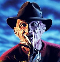Freddy Krueger.......