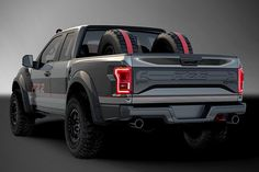 Ford F-22 Raptor Truck | HiConsumption