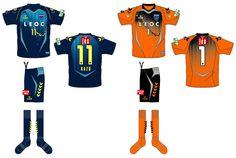 Yokohama FC Hummel 2012 Third