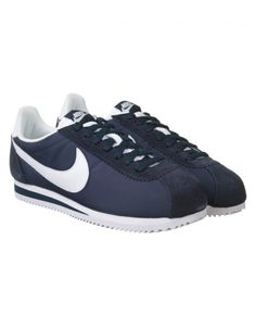 sports shoes 6dd3f 65729 Nike Classic Cortez NY Shoes - Obsidian Cortez Shoes, Nike Footwear, Nike  Shoes,