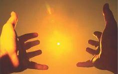 Golden sun!