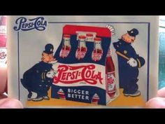 1994 Pepsi Cola Trading Cards With Facts Pepsi Cola, All Video, Trading Cards, Facts, Make It Yourself, Videos, Video Clip, Knowledge