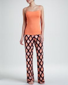 Cosabella Marcy Pajama Pants Cosabella