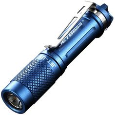 TerraLUX TCF-B Blue Filter Fits TT-5 /& TDR-2 Tactical Flashlight Light
