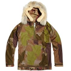 Shop the latest Nigel Cabourn at END. - the leading retailer of globally sourced menswear. Military Fashion, Mens Fashion, Military Style, Nigel Cabourn, Outdoor Outfit, Wool Cardigan, Vest Jacket, Winter Coat, Canada Goose Jackets