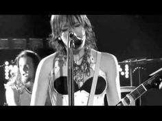 Halestorm - All I Wanna Do (Is Make Love To You)... amazing cover by great band! Girl can sing, check them out!