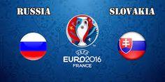 Russia vs Slovakia Football Prediction