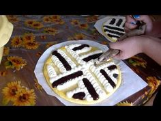 Chodské koláče merhované 20.8.2015 - YouTube Waffles, Pie, Make It Yourself, Breakfast, Food, Youtube, Basket, Torte, Morning Coffee