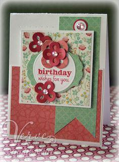 Designed by Jen Del Muro at I love 2 Stamp