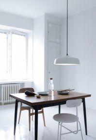 Innolux Candeo Air ‐riippuvalaisin, valkoinen, 37,5 cm – Riippuvalaisimet – Sisävalaisimet – Lamput ja valaisimet – Koti ja piha – Verkkokauppa.com
