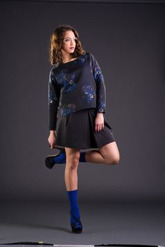 #louloulondon #fw14 #collection #dress