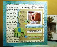 A Project by MadeByMarzipan from our Scrapbooking Gallery originally submitted 06/01/10 at 04:07 PM