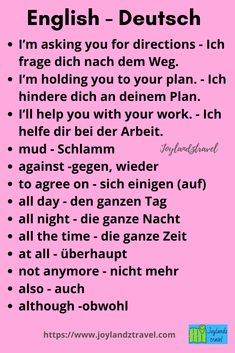 German Grammar, German Words, Learn English Words, English Study, German Resources, German Language Learning, English Writing Skills, Learn German, Vocabulary Words