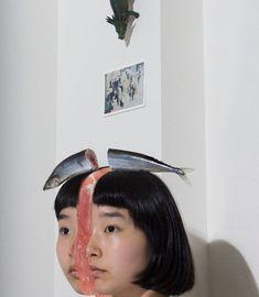 Self Portrait Photography by Izumi Miyazaki.