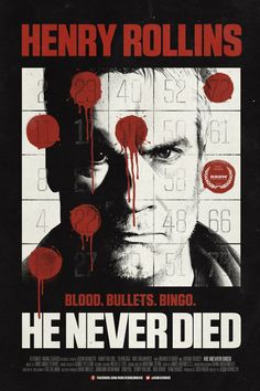 HE NEVER DIED   http://www.themoviewaffler.com/2016/03/new-release-review-he-never-died-vod.html