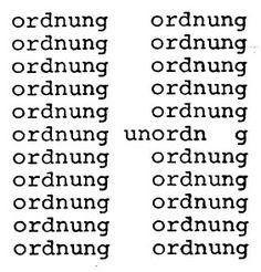 Konkrete Poesie by Eugen Gomringer