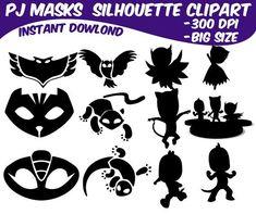 Resultado de imagem para pj masks simbolo