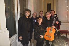 Dal 6 al 10 febbraio tutte le sere dalle ore 18.30 alle 20 circa, verranno proposti concerti dedicati alla musica d'autore, classica e moderna grazie all'Orchestra Sinfonica di Sanremo.