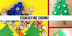 Specjalni czyli nowe technologie w szkołach specjalnych:  Edukacyjne choinki, to kolejna pomoc dydaktyczna...