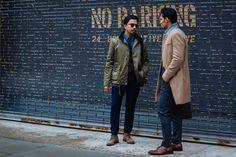 NYFW: Men's AW16 Day 1 — Men's Fashion Post