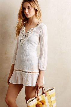 Anthropologie Arlo Cover-Up by Eberjey