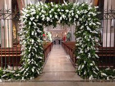 Church Wedding Arch Decorations for Newest - Wedding Ideas MakeIt Wedding Themes, Wedding Signs, Wedding Colors, Wedding Ideas, Wedding Arch Flowers, Wedding Bouquets, Church Wedding, Wedding Reception, Arch Decoration