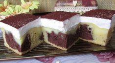 Anikó szelet | Receptkirály.hu Nutella, Tiramisu, Cheesecake, Food And Drink, Sweets, Cookies, Ethnic Recipes, Chef Recipes, Cooking