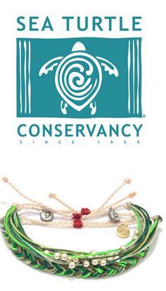 Save The Sea Turtles Bracelet Pack