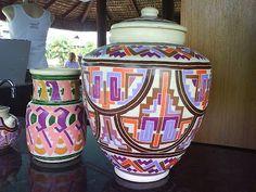 ARTEEMTER: Cerâmica do Pará. Artesanato no Mercado Ver o Peso de Belém, Pará.