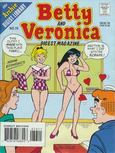 Archie Comics - Veronica Lodge & Betty Cooper