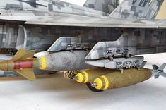 The Impossible Camo: F/A-18 in Digital Scheme   Large Scale Planes