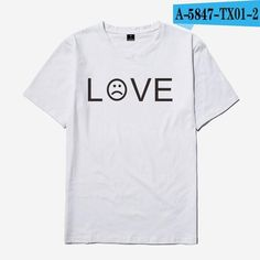7f3ae8af Lil Peep T Shirts Summer Cotton O-neck Black Short Sleeve T-shirts  Maleeticdress