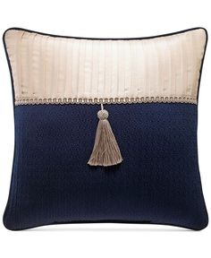 "Croscill Imperial 16"" Square Decorative Pillow"