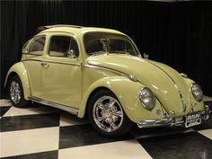 Beetles Volkswagen, Volkswagen Bus, My Dream Car, Dream Cars, Vans Vw, Vw Camping, Kdf Wagen, Vw Vintage, Barrett Jackson Auction