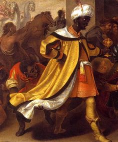 Wouter Pieterz Crabath II Adoration of the Magi ... - People of Color in European Art History