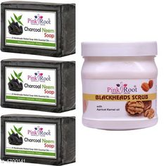 Checkout this latest Bath Scrubs & Soaps Product Name: * Premium Pink Root Skin Care Product* Product Name:  Premium Pink Root Skin Care Product Brand Name: Pink root Type: Solid Multipack: 3 Country of Origin: India Easy Returns Available In Case Of Any Issue   Catalog Rating: ★4.3 (372)  Catalog Name: Premium Pink Root Skin Care Products Vol 6 CatalogID_682765 C177-SC2058 Code: 903-4700141-966