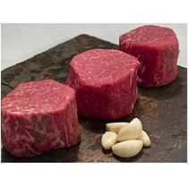 USDA Certified Organic Grass-Fed Beef Filet Mignon (6 oz. steaks, 8 ct.)
