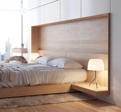 Built In Nightstand Bedroom Bedroomdecorideas Master Design Modern