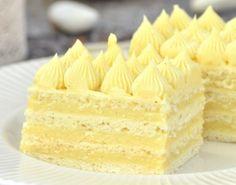 Hófehérke szelet – Ne hagyjátok ki Egy kóstolóval nem érnéd be! Snow Cake, Snow White Cake, Sweet Cookies, Cake Cookies, Sweet Treats, Ital Food, Hungarian Recipes, Homemade Cakes, Yummy Cakes