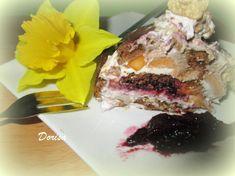 Fotorecept: Nepečený dezert z perníkov