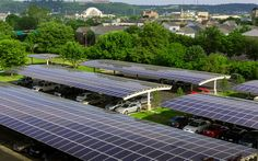 Commercial solar power projects for business, government, agriculture, and utilities