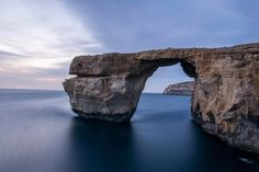 Such a #tragic morning in Gozo! The famous Azure window collapsed and gone forever due to strong winds last night! ..  Featured Photographer: @jciapparaphotography  Reminder to enter our #Giveaway to win one of the three #gifts with @maltasouvenirs .. Check out Monday's post for more #information!  Tag your #photos with #MaltaPhotography to get a chance to be #featured on @maltaphotography - www.mpify.com  #Azure #Window #Dwejra #RIP #Blue #gameofthrones  #GOT #picturesque #colours #island…