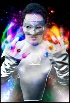 Cosplay Lanterns: White on Pinterest