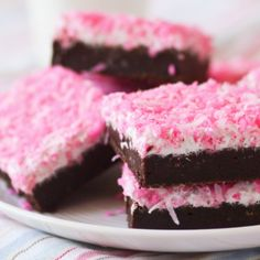 . SnoBall Brownies Recipe from Grandmothers Kitchen.