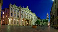 Town Hall by Peter Turšič, via 500px