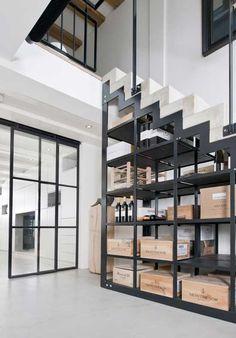 Industrieel opbergen - industrial storage