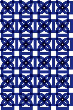 D by Chris Sebastian (via happenstance http://happenstanceca.blogspot.com/2010/04/pattern-fun.html) #helvetica