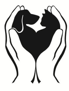 Whether it is possible, animals love Reiki more than people. Silhouette Clip Art, Silhouette Projects, Gatos Cool, Animal Reiki, Hate Cats, Wood Burning Patterns, Dog Logo, Dog Quotes, Pyrography