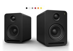 ACTIVE SPEAKERS  WIRELESS TECHNOLOGY