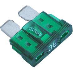 Blue Sea 5298 easyID ATC Fuse - 30 Amp